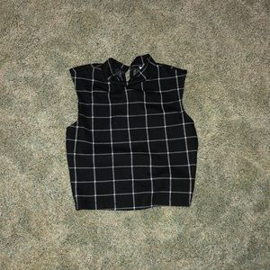 Hollister Sleeveless Turtleneck